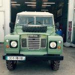 Restauration carrosserie d'une série 3